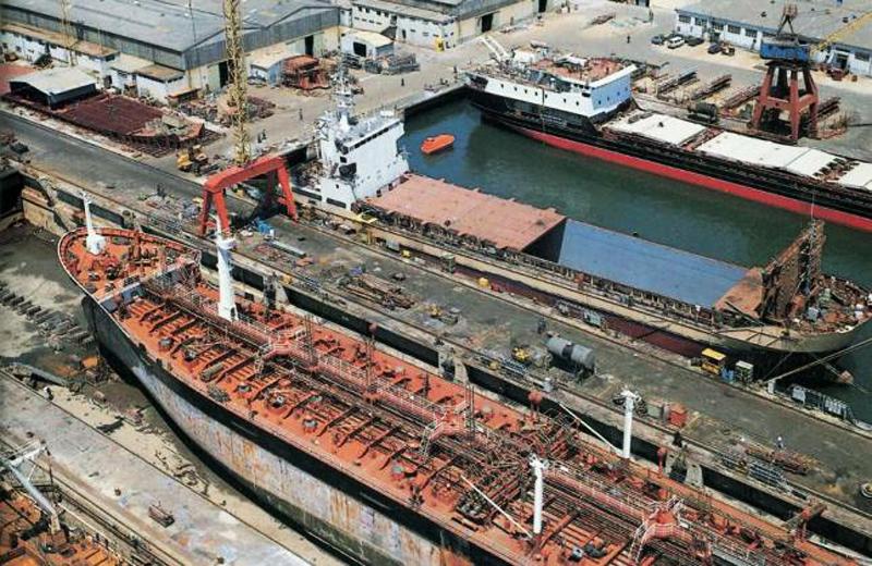 El Gobierno renuncia a privatizar los astilleros de Viana do Castelo ...